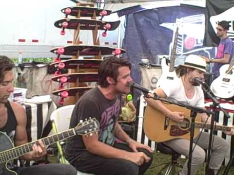 After Midnight Project Digital Crush ( Acoustic Vans Warped Tour 2010 Indianapolis Indiana )