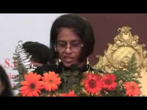 Dr  Archana Tandon Organising Secretary's Speech at IMA Medicon 2014