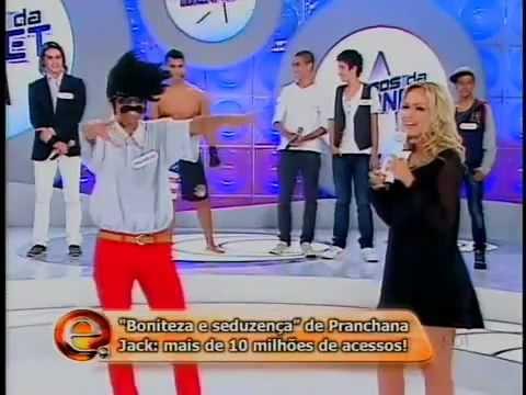 Baixar Pranchana Jack no Programa Eliana   09 09 2012