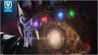 Origin Of The Infinity Stones!