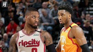 Portland Trail Blazers vs Utah Jazz - Full Game Highlights   February 7, 2020   2019-20 NBA Season