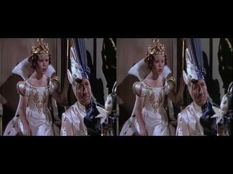 Shirley Temple's Little Princess Dream Sequence ( In 3D ) YT3d:enable=true