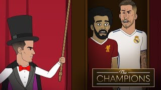 Salah and Ramos' Worst Nightmare Becomes Reality | The Champions S1E7