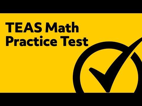 Teas Test Practice Questions