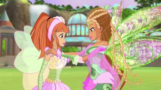 Winx Club Season 6 Ep5 The Golden Auditorium Part 1 HD