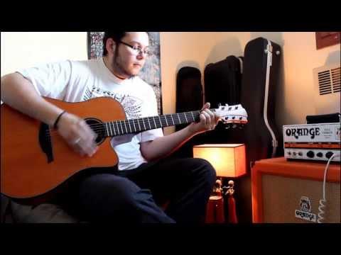 The Beatles - Don't let me down guitar cover - Touns le Caldoche