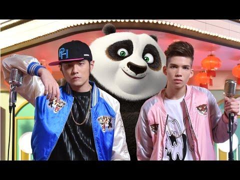 派偉俊Patrick Brasca x 周杰倫Jay Chou【Try】(電影「功夫熊貓3」全球主題曲 Kung Fu Panda 3 Theme Song) Official MV