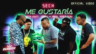 Me Gustaria - Sech, Justin Quiles, Jowell y Randy, Dimelo Flow - Video Oficial