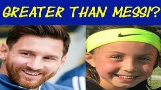 Next Messi? Here is the best 8 year old soccer player in the US!