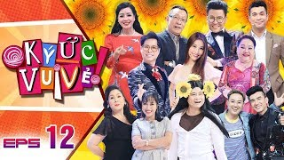 Ký Ức Vui Vẻ -Tập 12 FULL HD | Đan Trường khiến cả trường quay vỡ òa, Thanh Duy bật khóc