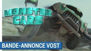 Monster cars :  bande-annonce VOST