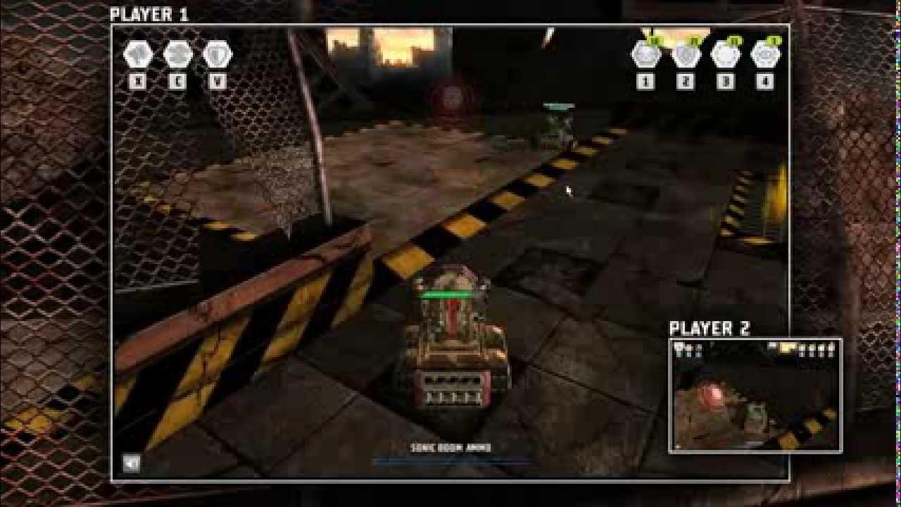 robot battle online