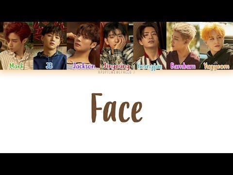 GOT7 - Face LYRICS [COLOR CODED HAN|ROM|ENG]