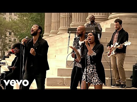 John Legend, The Roots | Wake Up Everybody (Video) ft. Melanie Fiona, Common