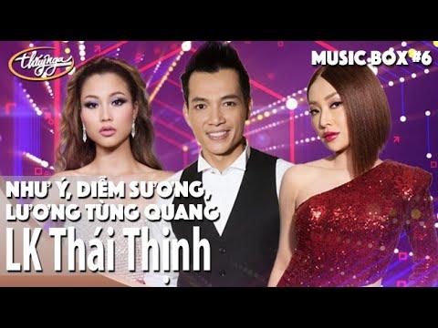 Như Ý, Lương Tùng Quang, Diễm Sương | LK Thái Thịnh | Thúy Nga Music Box #6