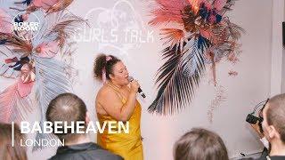 Babeheaven | Gurls Talk x Boiler Room: IWD