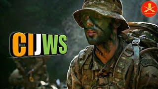 CIJWS - Counter Insurgency & Jungle Warfare School Of The Indian Army (Hindi)