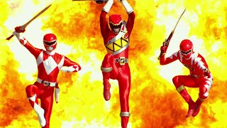 Power Rangers Dino Charge Team Up | 25th Anniversary