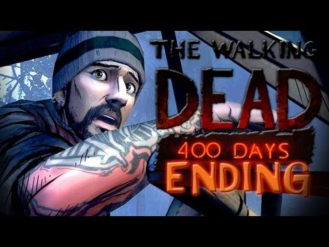 The Walking Dead 400 Days ENDING - Part 5 (Wyatt) Final - Smashpipe Games