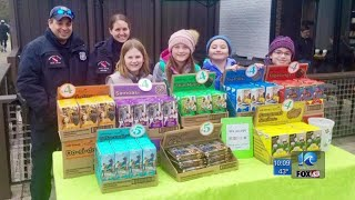 More than 1 million Girl Scout Cookies arrive in Hampton Roads