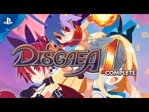 Disgaea 1 Complete Video Screenshot 1