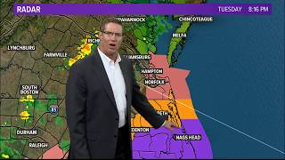 13News Now Hurricane Florence Special on Tuesday September 11, 2018