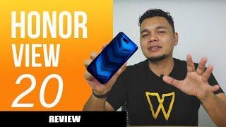 HONOR View20 - Kamera 48MP Ultra Clarity dan Kamera Depan Berlubang
