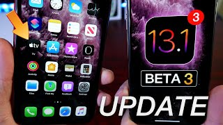 iOS 13.1 Beta 3 RELEASED - What's New ?