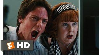 Wanted (5/11) Movie CLIP - Wesley's Breakdown (2008) HD