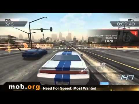need for speed most wanted apk + mod + data v1.3.69