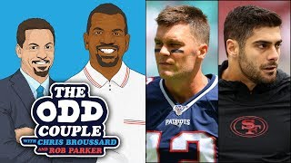 Jimmy Garoppolo is Proof Tom Brady Can Still Thrive in the NFL - Chris Broussard