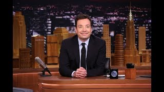 Jimmy Fallon pays tribute to his late mother on 'Tonight Show'