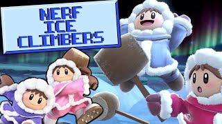 Nerf Ice Climbers (Super Smash Bros. Ultimate Montage)