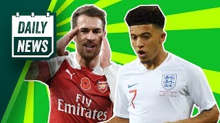 VAR to star in the EPL, Rooney says farewell + Aaron Ramsey to Bayern Munich! ► Daily Football News