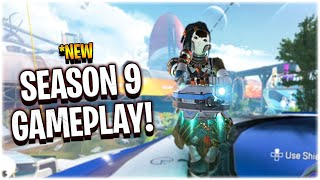 APEX LEGENDS SEASON 9 IS FINALLY HERE!! (Apex Legends Season 9)