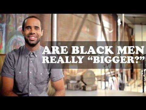 Do Black Men Have Big Penis 33