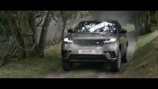 The New Range Rover Velar - Design and Technology 2017