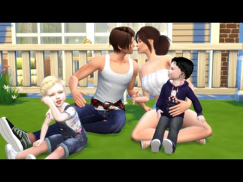 THE HATED TWIN | BIRTH TO DEATH | THE SIMS 4: STORY