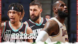 Los Angeles Lakers vs Memphis Grizzlies - Full Game Highlights | January 3, 2021 NBA Season