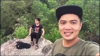 Exciter 2010 Leo núi cực phê - Cảnh Đẹp Tây Ninh
