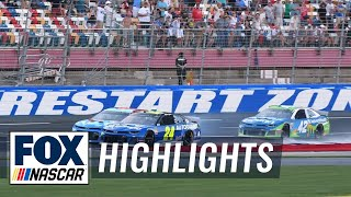 Full Highlights from a thrilling All-Star Open | NASCAR on FOX HIGHLIGHTS