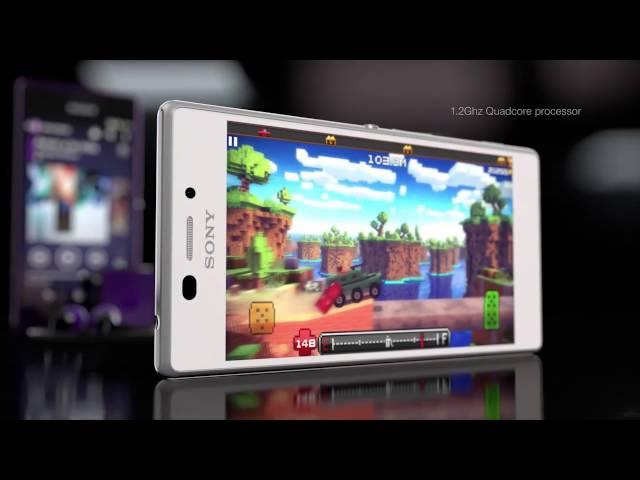 Belsimpel-productvideo voor de Sony Xperia M2