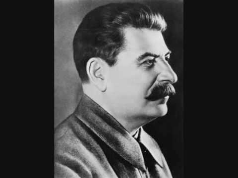 Коммунизм-Песня о товарище Сталине