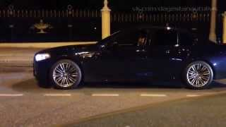 CLS 63 4-matic S vs BMW M5 f10 (stock CLS vs stock M5)