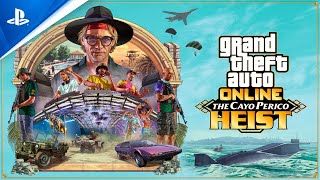 Gta online :  bande-annonce