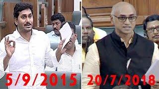 Galla Jayadev Represents YS Jagan Comments | నాడు వైఎస్ జగన్ చెప్పిందే.. గల్లా లోక్సభలో..