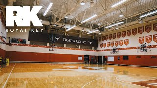 We Toured the Texas Longhorns' Sneaker-Filled Basketball Facility | Royal Key