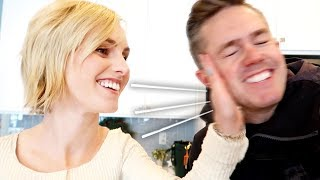 DON'T SAY THAT TO YOUR WIFE! | Ellie And Jared