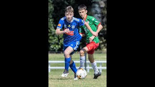 2021 NNSW NPL U15s Adamstown vs Newcastle Olympic Round 7 Highlights