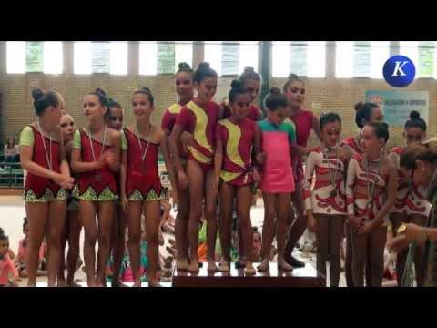 IV Torneo Ciudad de Carmona de Gimnasia rítmica - Categoria alevín